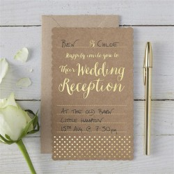 Evening Invitations