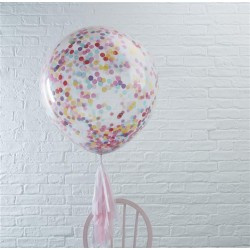 Huge Confetti Filled Balloons - Pick And Mix