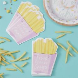 Napkins - Fries Before Guys