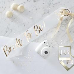 Bride to Be Sash - I Do Crew
