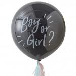 Giant Gender Reveal Boy or Girl? Balloon Kit - Oh Baby