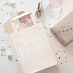 Team Bride Party Bags with Handles - Team Bride