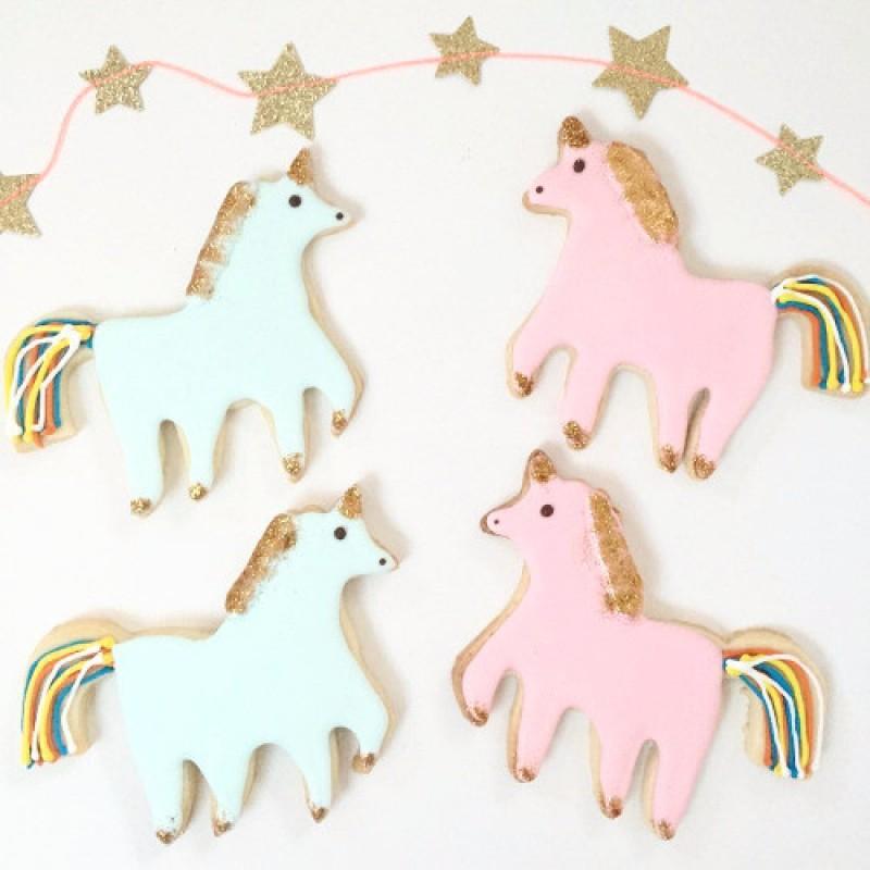 Unicorn Cookie Cutter Meri Meri