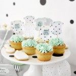 Born to be Loved Cake Toppers