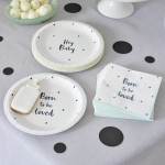 Born to be Loved Paper Plates - Planet Friendly
